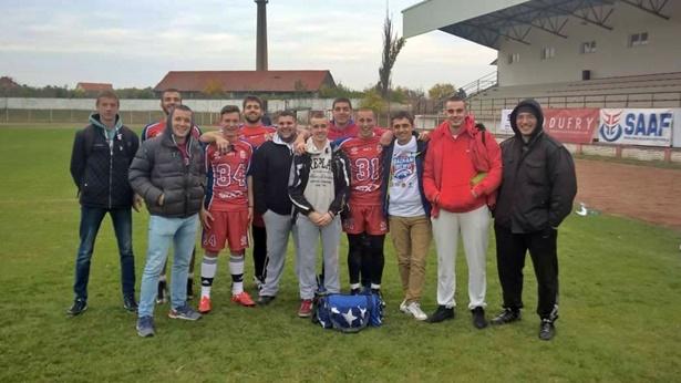 Indiansi na Balkan Bowlu 2016
